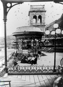 Bandstand and Tower, The Spa, Scarborough